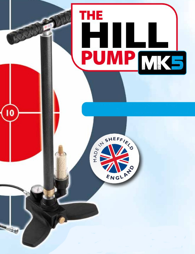 MK5 Hill Pump with Patented Dry-Pac System