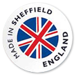 Made in Sheffield, England